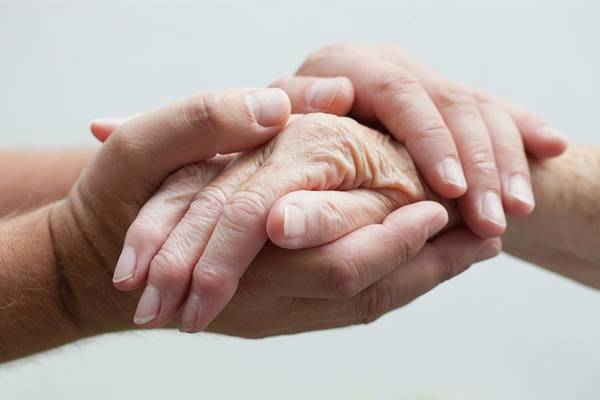 Relative Photograph - Caring For The Elderly by Cristina Pedrazzini/science Photo Library