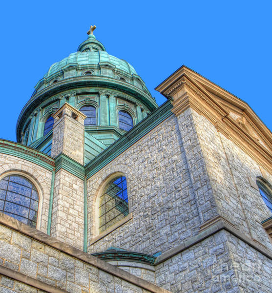 Photograph - Cathedral Of Saint Patrick by Geoff Crego