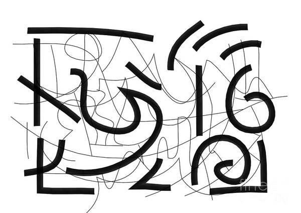 Digital Art - Challenge by Chani Demuijlder