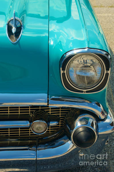 Photograph - Chevrolet by Mark Dodd