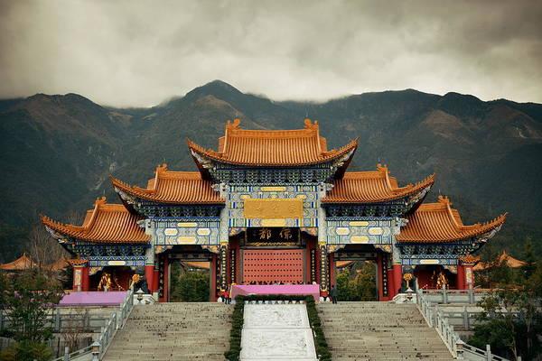 Photograph - Chongsheng Monastery by Songquan Deng