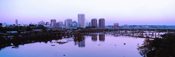 Richmond Bridge Wall Art - Photograph - City At The Waterfront, Richmond by Panoramic Images