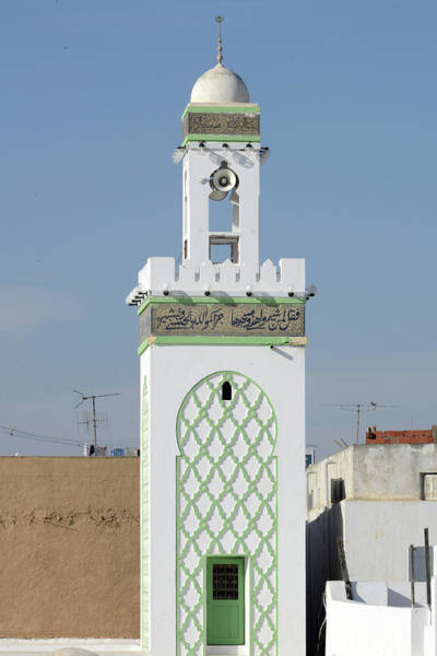 Tunisia Wall Art - Photograph - City Of Sfax by Jp Amet
