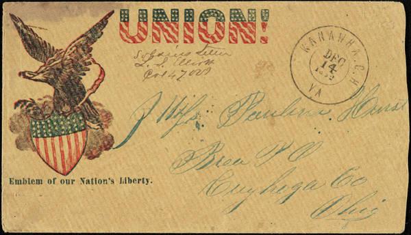 Artifact Painting - Civil War Letter, C1862 by Granger