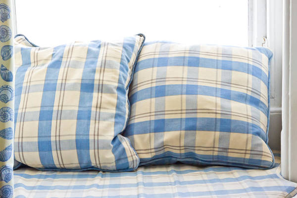 Comfort Photograph - Cushions by Tom Gowanlock