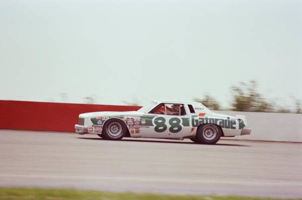 Daytona Photograph - Darrell Waltrip by Retro Images Archive
