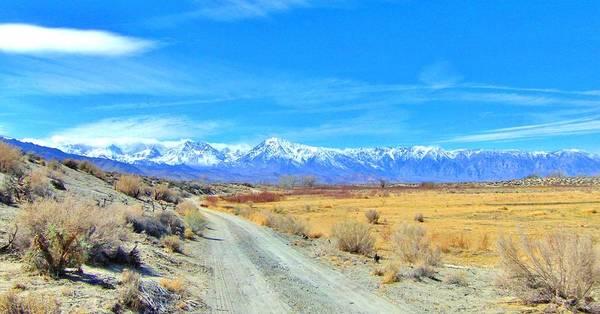 Bishop Hill Photograph - Desert Dust by Marilyn Diaz