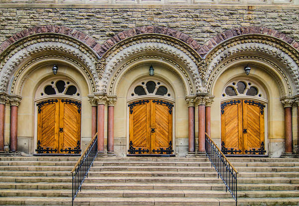 Photograph - 3 Doors Down by Guy Whiteley