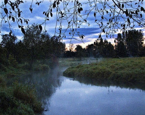Photograph - Early Morning Calm by Ron Roberts