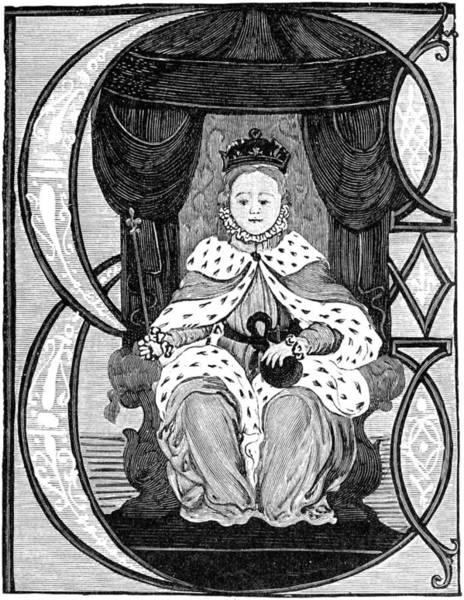 Wall Art - Painting - Elizabeth I (1533-1603) by Granger