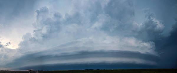 Photograph - Elm Creek Nebraska Supercell by Dale Kaminski