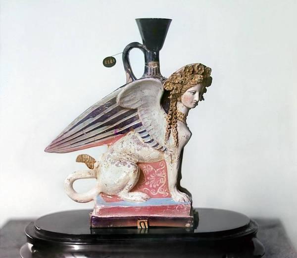 Wall Art - Photograph - Etruscan Vase by Granger