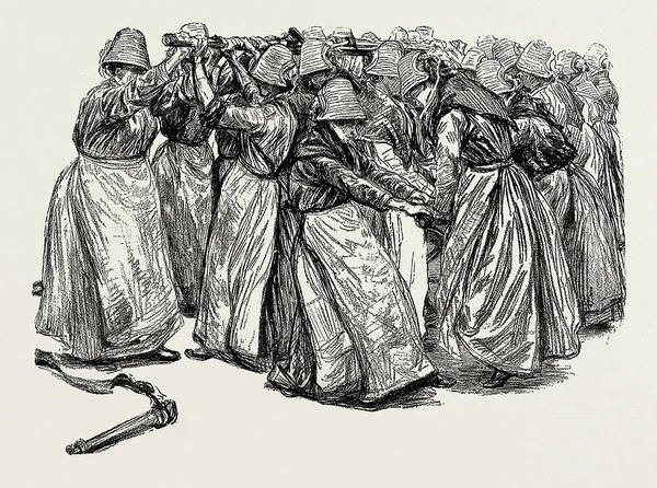 Wall Art - Drawing - Female Convict Life At Woking, Uk by Litz Collection