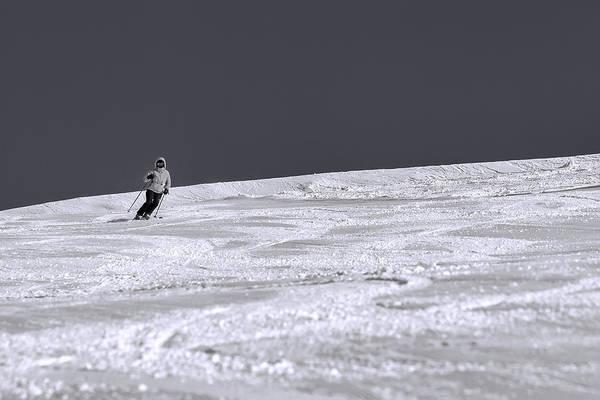 Photograph - First Run by Sebastian Musial