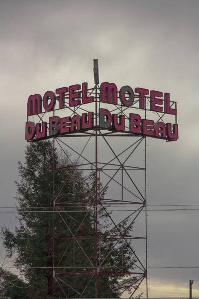 Photograph - Flagstaff Motel by Steven Lapkin