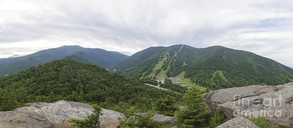 Photograph - Franconia Notch State Park - White Mountains New Hampshire Usa by Erin Paul Donovan