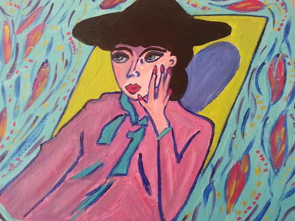 Painting - Gigi by Nikki Dalton