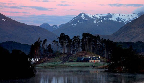 Photograph - Glen Affric by Gavin Macrae