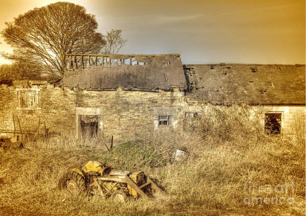 Photograph - Gone Forever by David Birchall
