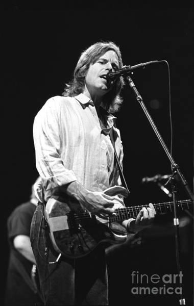 Folk Singer Photograph - Grateful Dead - Bob Weir by Concert Photos