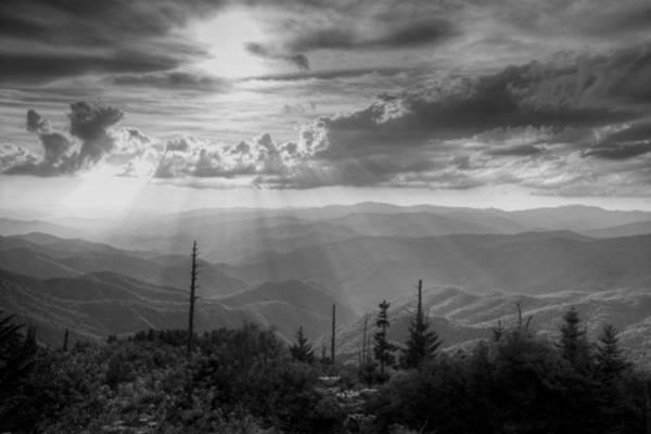 Great Smoky Mountains Art Print