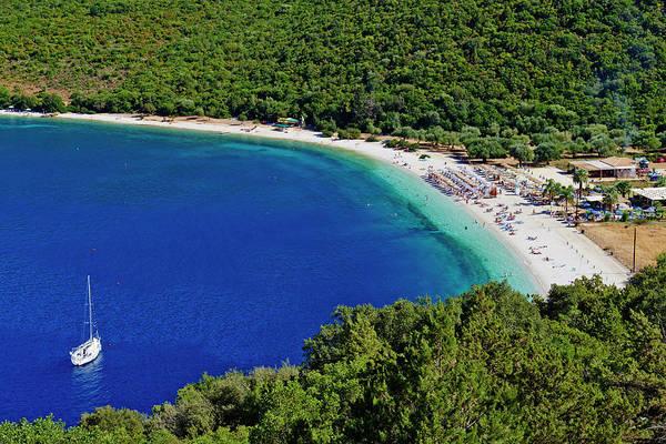 Greece Photograph - Greece, Ionian Island, Cephalonia by Tuul & Bruno Morandi