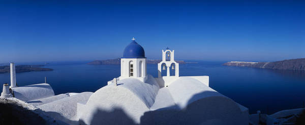 Unusual Perspective Wall Art - Photograph - Greece by Panoramic Images