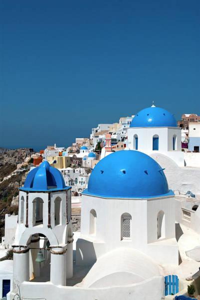 Greece Photograph - Greece, Santorini by David Noyes