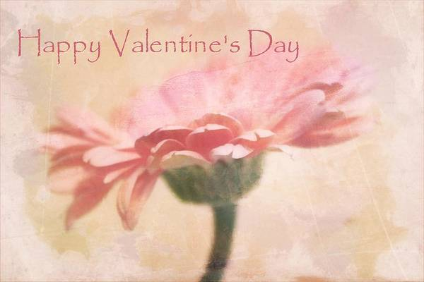 Wall Art - Photograph - Happy Valentine's Day by Cathie Tyler