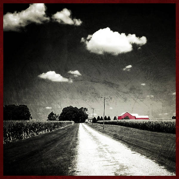 Photograph - Heartland by Natasha Marco
