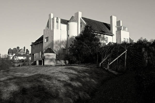 Photograph - Hill House by Stephen Taylor