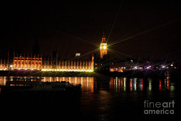Photograph - Houses Of Parliament And Big Ben by Doc Braham