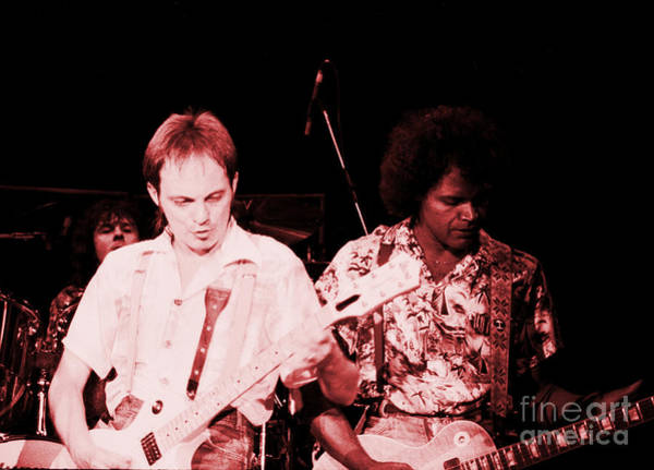 Shirleys Bay Photograph - Humble Pie - On To Victory Tour At The Cow Palace S F 5-16-80 by Daniel Larsen