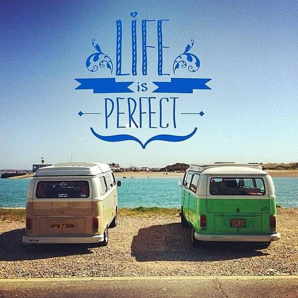 Vw Kombi Photograph - Instacool #instagood #instagramhub by Jimmy Lindsay