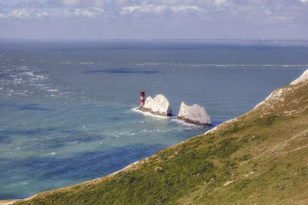 Channel Isles Photograph - Isle Of Wight by Joana Kruse
