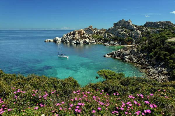 Sardinia Photograph - Italy, Sardinia, Olbia Tempio Province by Degas Jean-pierre / Hemis.fr