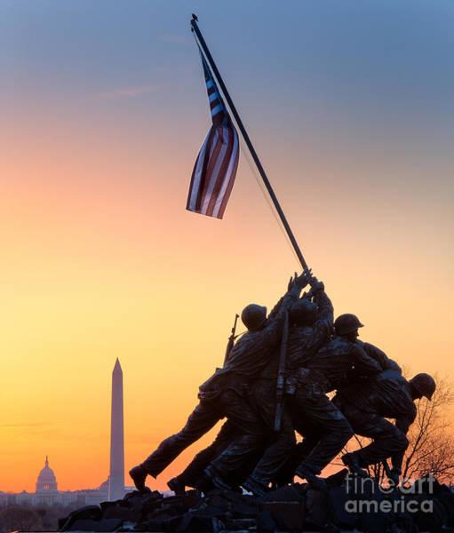 Wall Art - Photograph - Iwo Jima by Inge Johnsson