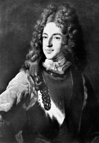 Wall Art - Painting - James Edward (1688-1766) by Granger