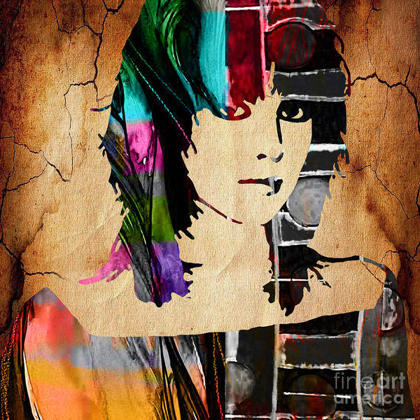 Wall Art - Mixed Media - Joan Jett Collection by Marvin Blaine