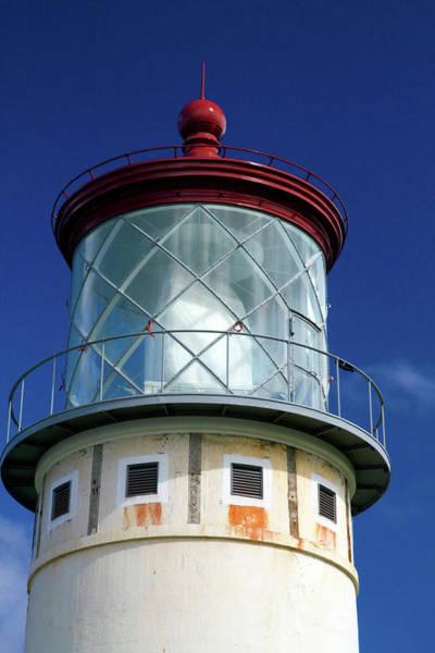 Archipelago Photograph - Kilauea Lighthouse Located On Kilauea by David R. Frazier