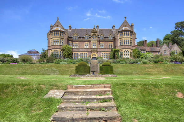 Court House Photograph - Knightshayes Court by Joana Kruse