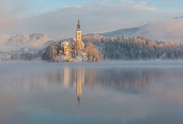 Wall Art - Photograph - Lake Bled by Ales Krivec