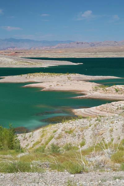 Lake Mead Drought Art Print