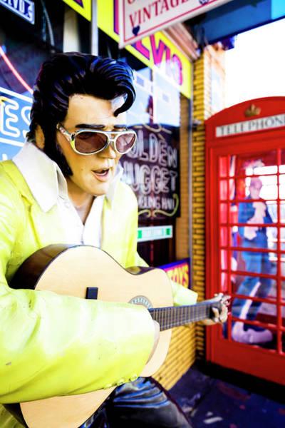 Elvis Photograph - Las Vegas, Nevada, United States by Julien Mcroberts