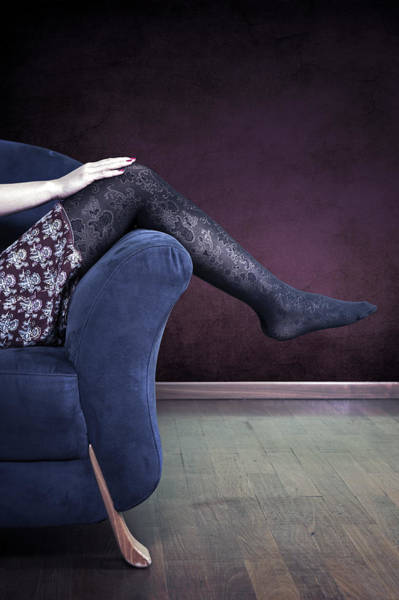 Fingernail Polish Wall Art - Photograph - Legs by Joana Kruse
