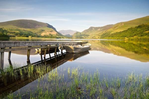 Photograph - Llyn Nantile by Stephen Taylor