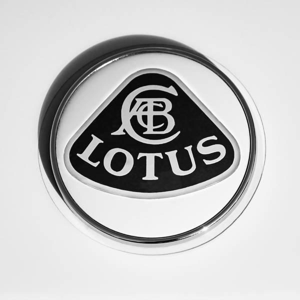 Photograph - Lotus Emblem by Jill Reger