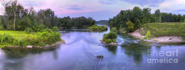 Manistee Photograph - Manistee River by Twenty Two North Photography