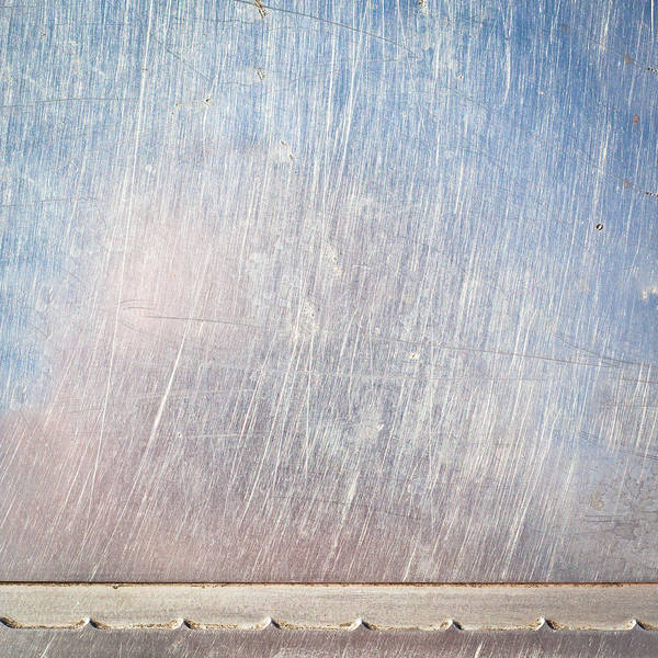 Ugly Photograph - Metallic Background by Tom Gowanlock