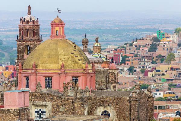 San Miguel De Allende Photograph - Mexico, San Miguel De Allende by Jaynes Gallery